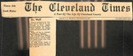 Newspaper - The Cleveland Time - Sept. 14 1967