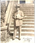 Photograph - Dr. Zeno Wall - Sept. 1950