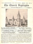The Church Highlights - Oct. 1-8, 1944