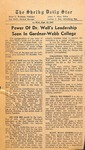 The Shelby Daily Star - Sept. 13, 1967