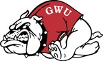 The Runnin' Bulldog Logo by Gardner-Webb University