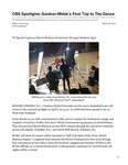 CBS Spotlights Gardner-Webb's First Trip to The Dance