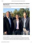 Growing North Carolina Company Employs Five Gardner-Webb Alumni