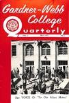 Gardner-Webb College Quarterly 1954, May