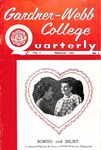 Gardner-Webb College Quarterly 1955, February