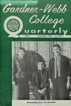 Gardner-Webb College Quarterly 1955, November