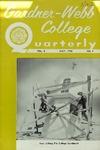 Gardner-Webb College Quarterly 1956, May