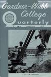 Gardner-Webb College Quarterly 1956, August