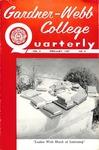 Gardner-Webb College Quarterly 1957, February