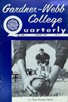 Gardner-Webb College Quarterly 1957, August