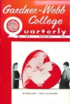 Gardner-Webb College Quarterly 1958, February