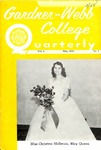 Gardner-Webb College Quarterly 1958, May