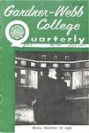 Gardner-Webb College Quarterly 1959, February