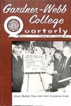 Gardner-Webb College Quarterly 1959, November by Gardner-Webb University