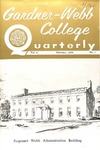 Gardner-Webb College Quarterly 1960, February