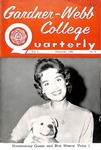 Gardner-Webb College Quarterly 1960, November