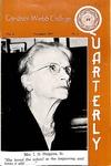 Gardner-Webb College Quarterly 1961, November