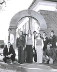 1912: The Granite Arch is Erected on Campus