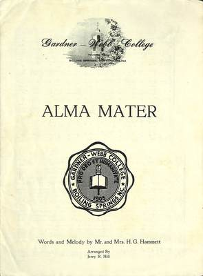 1928: The Alma Mater is Written