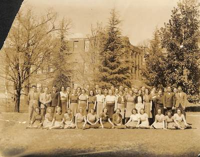 1937: Hamrick Hall Fire