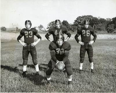 1952: Football Team Wins the Golden Isle Bowl