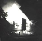 1957: Huggins Curtis Building Fire