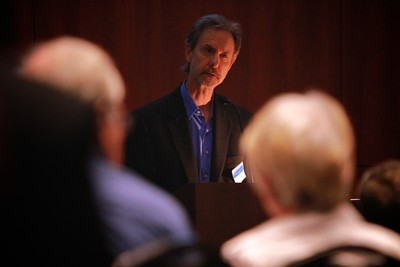 2010: Ron Rash Speaks at the Southern Appalachian Culture Series Conference