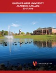 2015 - 2016, Gardner-Webb University Graduate Academic Catalog by Gardner-Webb University