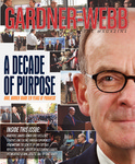 Gardner-Webb, The Magazine 2015 Spring (Volume 50 No. 1) by Noel T. Manning II