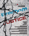 Gardner-Webb, The Magazine 2012, Winter (Volume 46 No. 1) by Noel T. Manning II