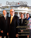 Gardner-Webb, The Magazine 2011, Fall (Volume 45 No. 3) by Noel T. Manning II