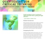 Questioning for Critical Thinking