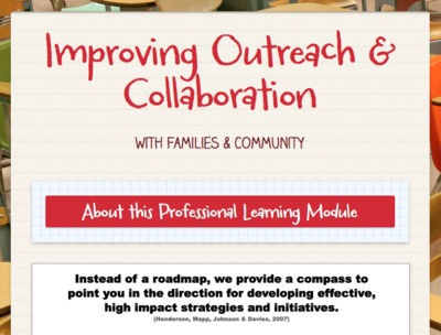 Instructional Modules for Professional learning Responding