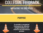 Collegial Feedback: Navigating the Obstacles
