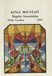 1976 Minutes of the Kings Mountain Baptist Association by Kings Mountain Baptist Association
