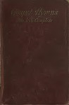 Gospel Hymns nos. 1 to 6 by Ira D. Sankey, James McGranahan, and George Coles Stebbins