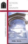 1998 - 1999, M. Christopher White School of Divinity, Gardner-Webb University Graduate Academic Catalog by Gardner-Webb University