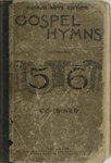 Gospel Hymns, nos. 5 and 6 Combined: for Use in Gospel Meetings and Other Religious Services