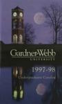1997 - 1998, Gardner-Webb University Academic Catalog