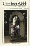 1998 - 1999, Gardner-Webb University Academic Catalog