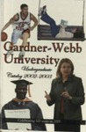2002 - 2003, Gardner-Webb University Academic Catalog