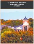 2016 - 2017, Gardner-Webb University Academic Catalog