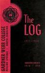 1957 - 1958, Gardner-Webb College Academic Catalog, The Log