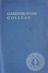 1945 - 1946, Gardner-Webb Junior College Academic Catalog